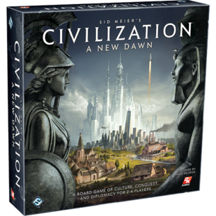 Civilization: New Dawn - /EV/