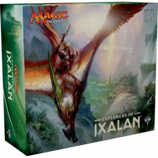 Magic The Gathering - Explorers Of Ixalan