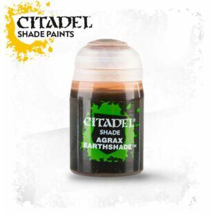 Citadel festék: Shade - Agrax Earthshade