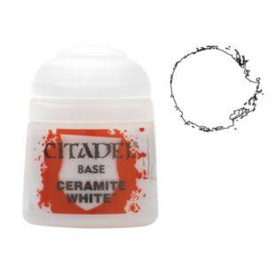 Citadel festék: Base - Ceramite White