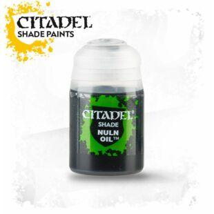 Citadel festék: Shade - Nuln Oil