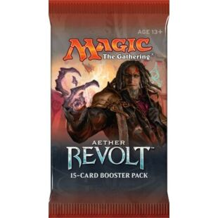 Magic The Gathering: Aether Revolt - Booster pack - /EV/
