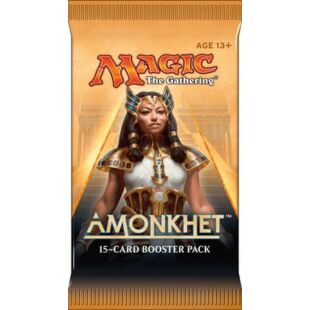 Magic The Gathering: Amonkhet - Booster pack - /EV/