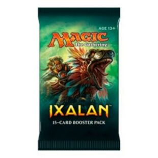 Magic The Gathering: Ixalan - Booster pack - /EV/