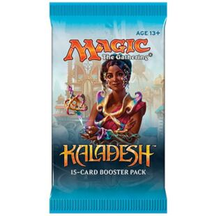 Magic The Gathering: Kaladesh - Booster pack - /EV/