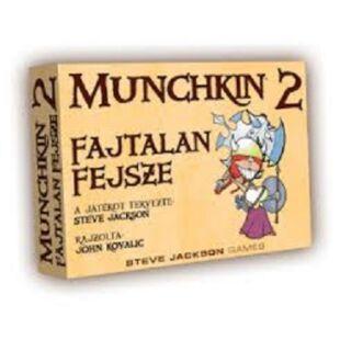 Munchkin 2 - Fajtalan fejsze