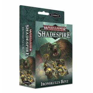 Warhammer Underworld: Shadespire Ironskull's Boyz - kocka csomag