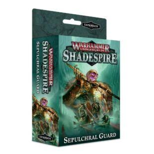 Warhammer Underworlds: Shadespire Sepulchral Guard kiegészítő