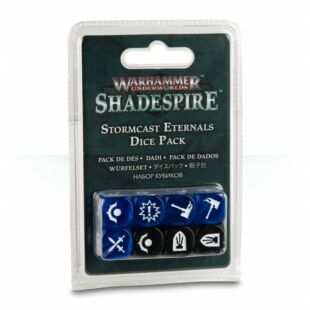 Warhammer Underworld: Shadespire Stormcast Eternals Dice Pack - kocka csomag