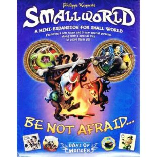 Small World - Be not afraid...