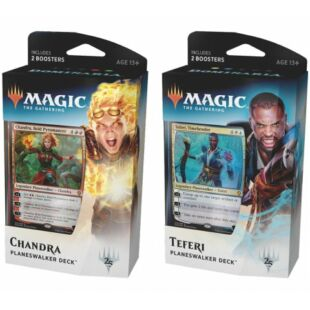 Magic The Gathering: Dominaria - Planeswalker deck (Teferi) - /EV/