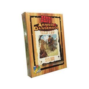 Bang! Armed & dangerous kiegészítő (eng)