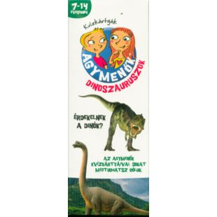 Agymenők 7 - 14 éveseknek, dinoszauruszok