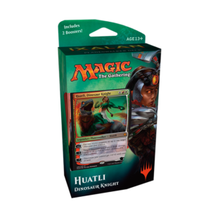 Magic The Gathering: Huatli Dinosaur Knight - /EV/