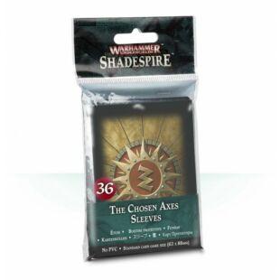 Shadespire Chosen axes sleeve