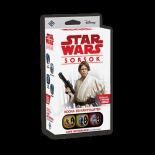 Star Wars Sorsok Luke kezdőcsomag