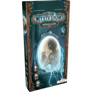 Mysterium: Secrets & Lies kiegészítő (eng) - /EV/