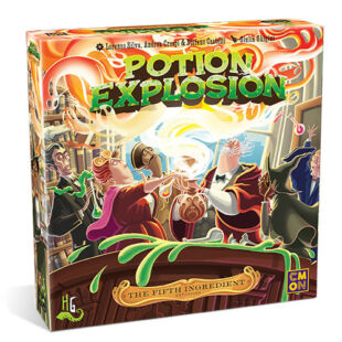 Potion Explosion: Fifth ingredient kiegészítő - /EV/