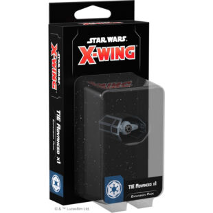 Star Wars X-wing: TIE Advanced x1 Expansion Pack (eng)