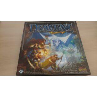 Descent: Journeys in the dark 2.kiadás (eng) BIZOMÁNYI társasjáték