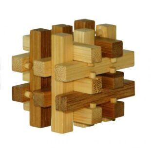 3D Bambusz puzzle - Slide