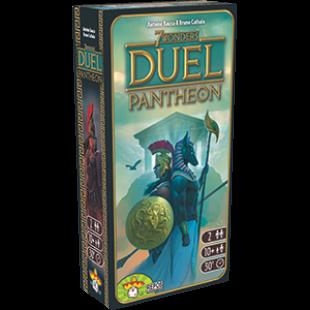 7 csoda - Duel Pantheon kiegészítő (eng) - /EV/