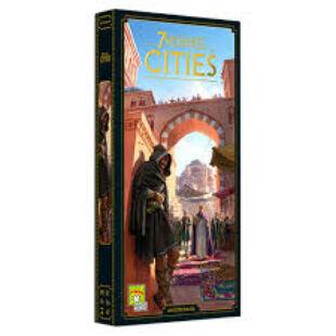 7 Csoda - Cities kiegészítő 2. kiadás (eng) - /EV/