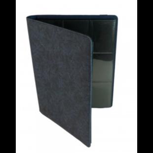 Card binder - kártya tartó mappa prémium, kék (9 kártyás) - /EV/