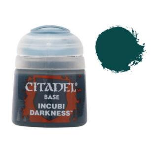 Citadel festék: Base - Incubi Darkness