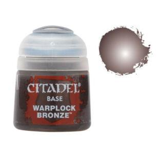 Citadel festék: Base - Warplock Bronze