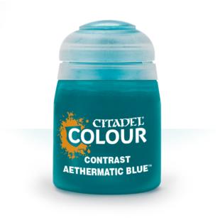 Citadel festék: Contrast - Aethermatic Blue