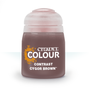 Citadel festék: Contrast - Cygor Brown