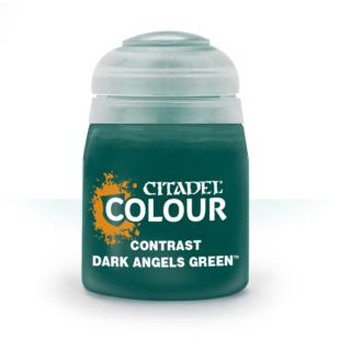 Citadel festék: Contrast - Dark Angels Green