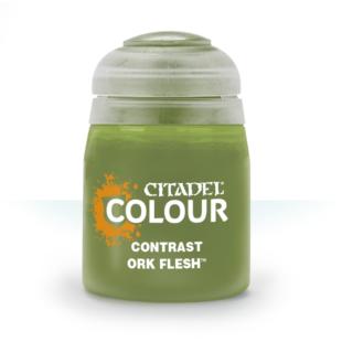 Citadel festék: Contrast - Ork Flesh