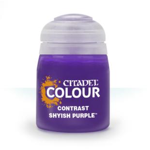 Citadel festék: Contrast - Shyish Purple