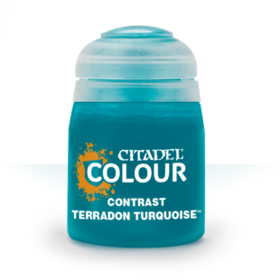 Citadel festék: Contrast - Terradon Turquoise