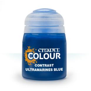Citadel festék: Contrast - Ultramarines Blue