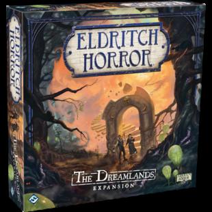 Eldritch Horror - The Dreamlands kiegészítő (eng) - /EV/