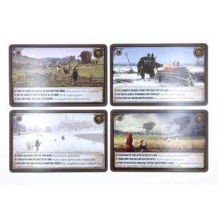 Scythe kiegészítő kártyák