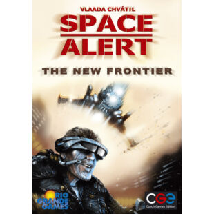 Space Alert - The New Frontier kiegészítő (eng) - /EV/