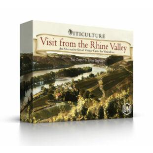 Viticulture: Visit from the Rhine Valley kiegészítő - /EV/