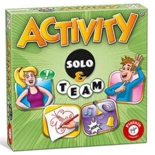 Activity Solo & Team társasjáték
