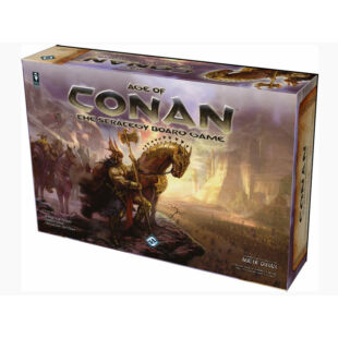 Age of Conan - The Strategy board game (eng) - /EV/
