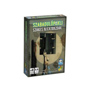 Szabadulópakli - Szökés Alcatrazból