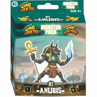 Tokió királya/New York királya: Anubis kiegészítő (eng) - /EV/