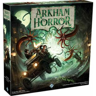 Arkham Horror 3rd edition - /EV/