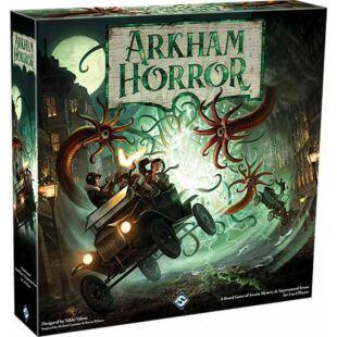 Arkham Horror 3rd edition - /EV/
