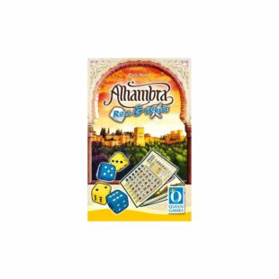 Alhambra - Roll & Write (eng)