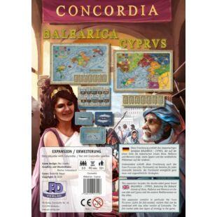 Concordia: Balearica - Cyprus (eng/de)