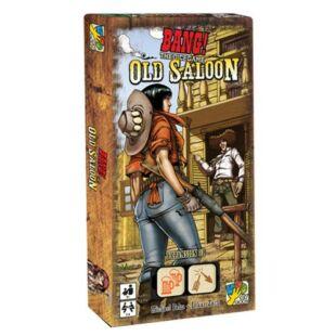 Bang! Old Saloon kiegészítő (kockajátékhoz) (eng)